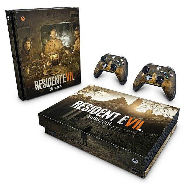 Xbox One X Skin - Resident Evil 7: Biohazard