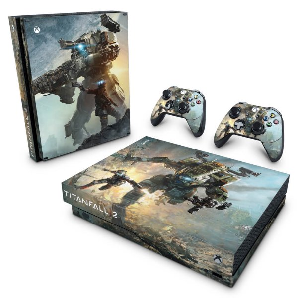 Xbox One X Skin - Titanfall 2