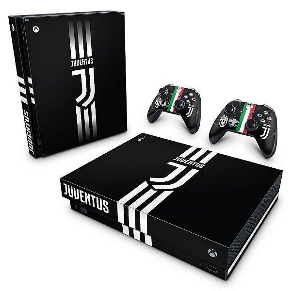 Xbox One X Skin - Juventus Football Club