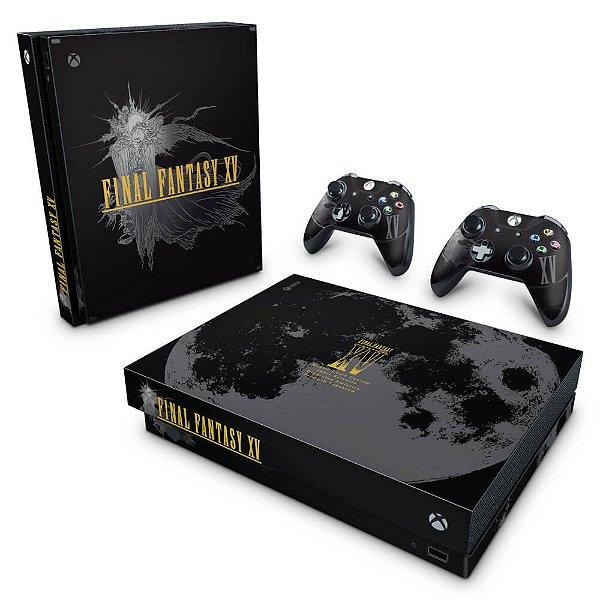 Xbox One X Skin - Final Fantasy XV Bundle