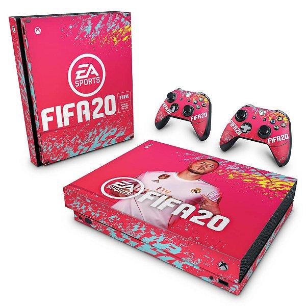 Xbox One X Skin - FIFA 20
