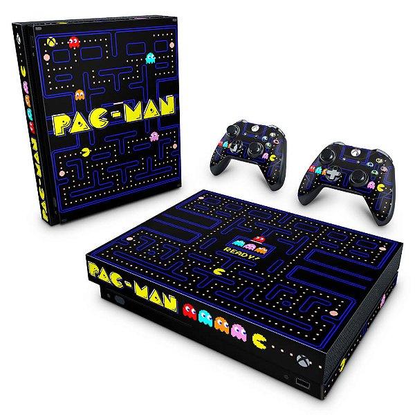 Xbox One X Skin - Pac Man