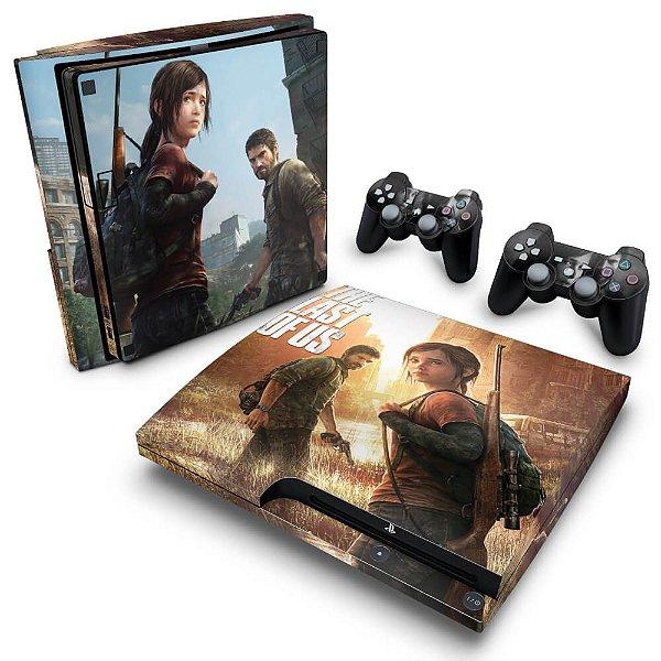 PS3 Slim Skin - The Last of Us