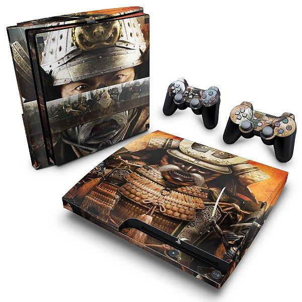 PS3 Slim Skin - Shogun 2 Total War