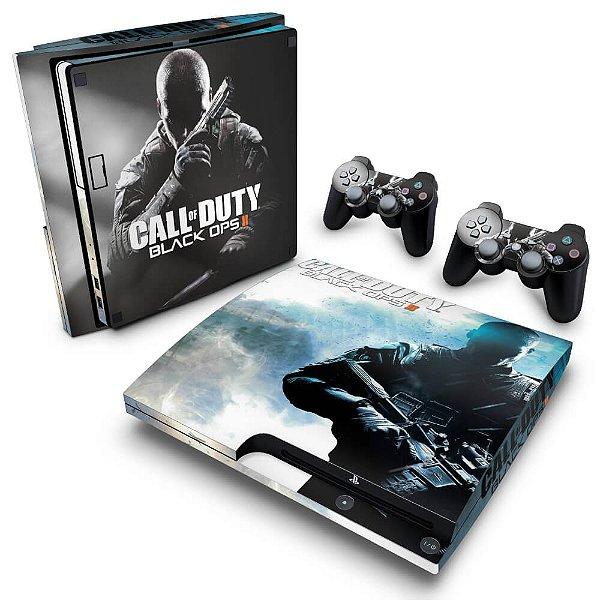 PS3 Slim Skin - Call of Duty Black Ops 2