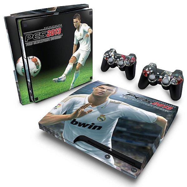 PS3 Slim Skin - PES 2013