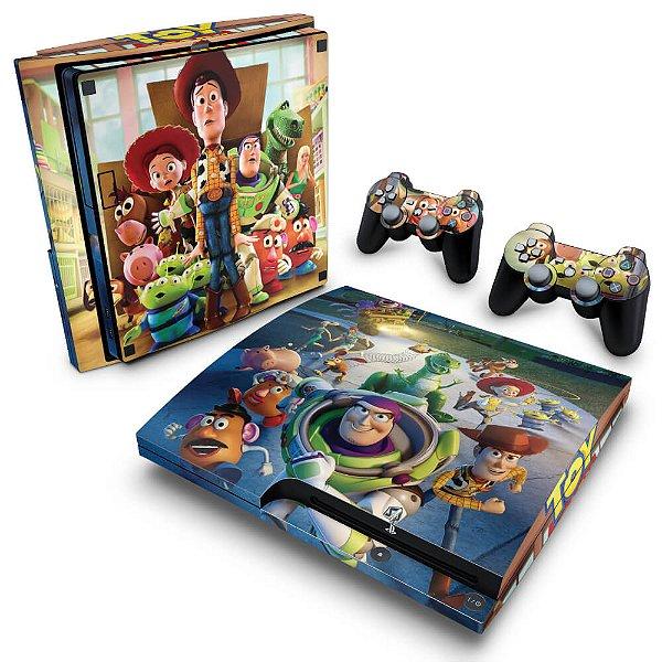 PS3 Slim Skin - Toy Story