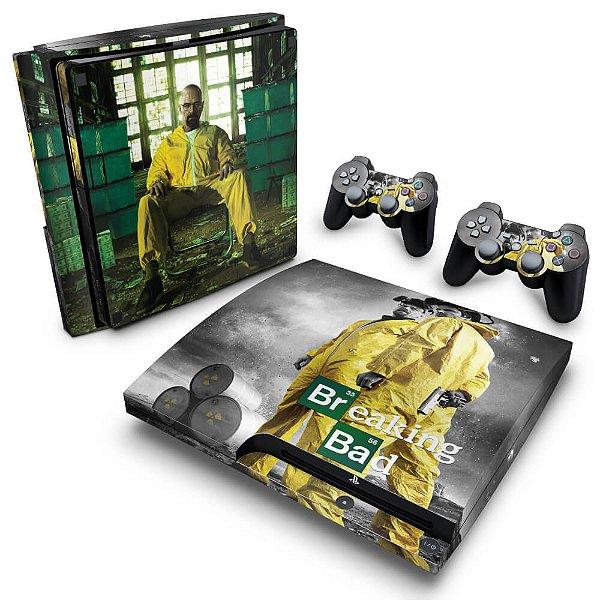 PS3 Slim Skin - Breaking Bad