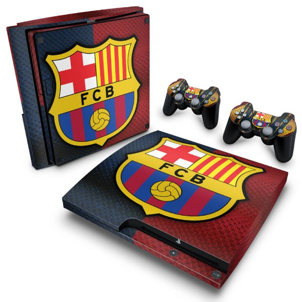 PS3 Slim Skin - Barcelona