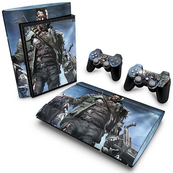 PS3 Super Slim Skin - Terminator 3 The Redemption