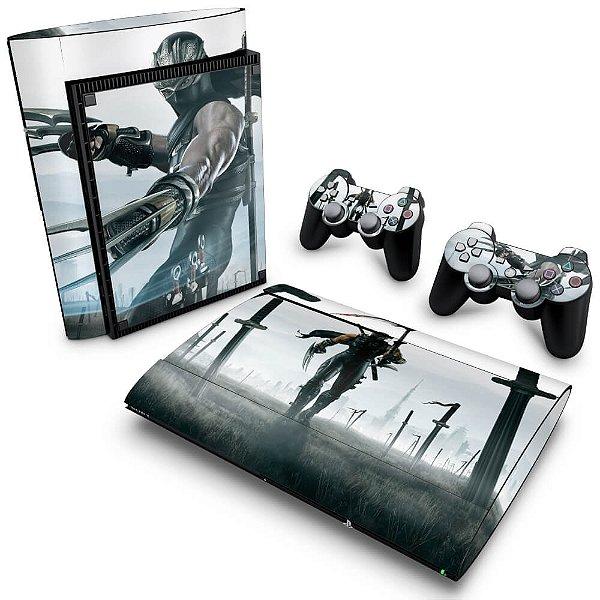 PS3 Super Slim Skin - Ninja Gaiden 2