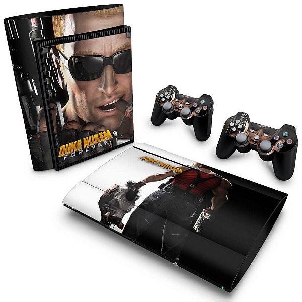 PS3 Super Slim Skin - Duke Nukem Forever