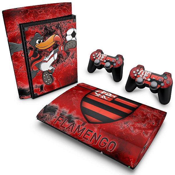 PS3 Super Slim Skin - Flamengo