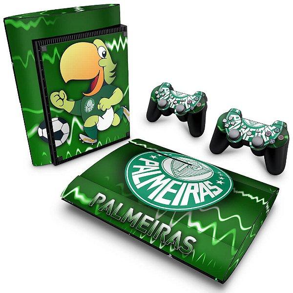 PS3 Super Slim Skin - Palmeiras