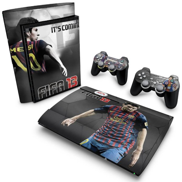 PS3 Super Slim Skin - FIFA 13
