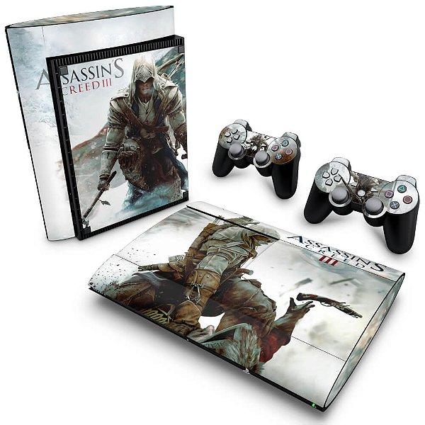PS3 Super Slim Skin - Assassins Creed 3