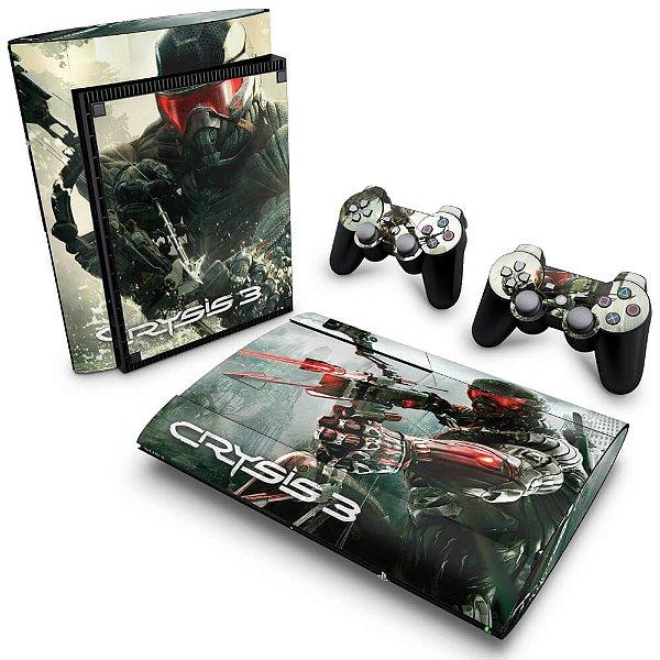PS3 Super Slim Skin - Crysis 3