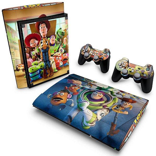 PS3 Super Slim Skin - Toy Story
