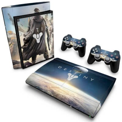 PS3 Super Slim Skin - Destiny