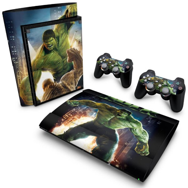 PS3 Super Slim Skin - Hulk