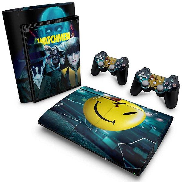 PS3 Super Slim Skin - Watchmen