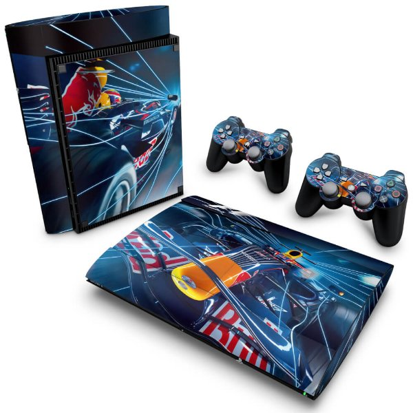 PS3 Super Slim Skin - Formula 1