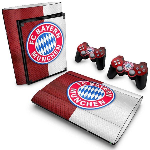 PS3 Super Slim Skin - Bayern de Munique