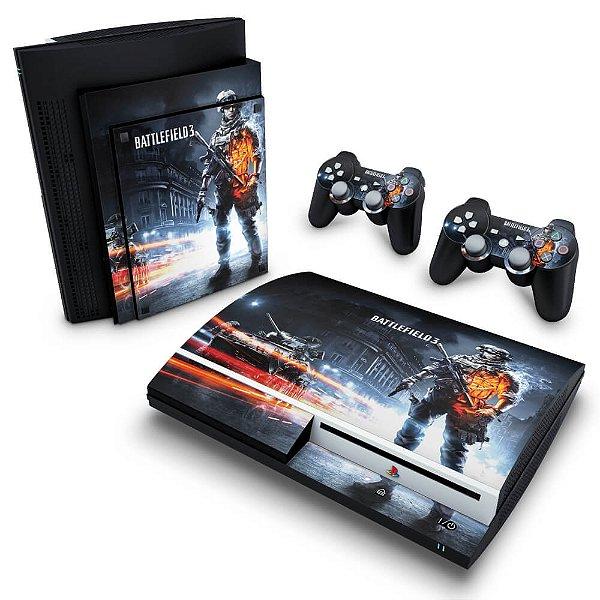 PS3 Fat Skin - Battlefield 3