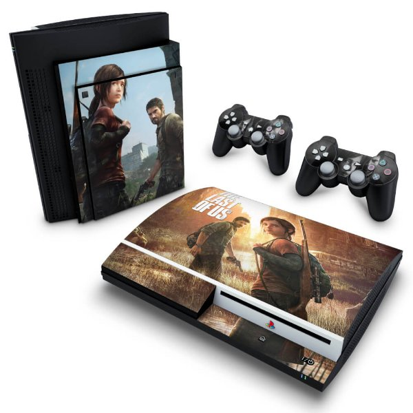 PS3 Fat Skin - The Last of Us