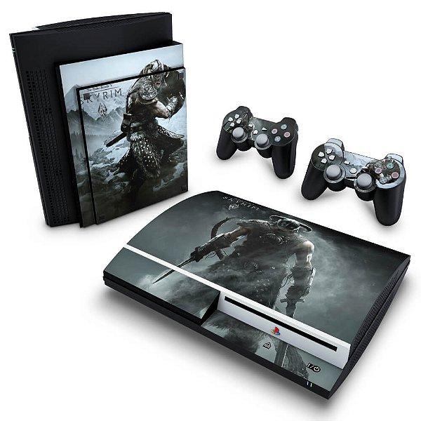PS3 Fat Skin - Skyrim