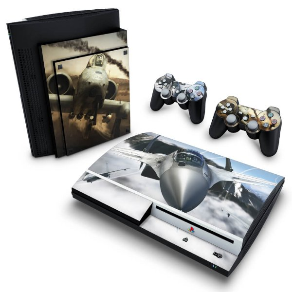PS3 Fat Skin - Tom Clancys Hawx 2