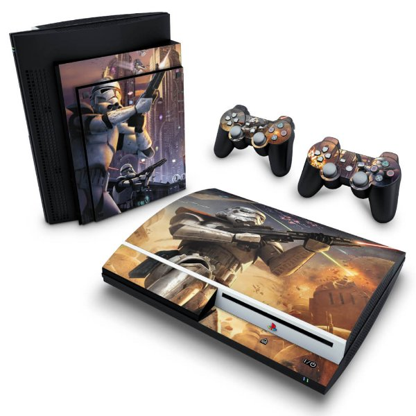 PS3 Fat Skin - Star Wars Battlefront
