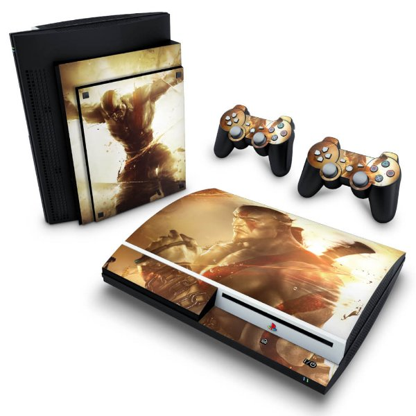 PS3 Fat Skin - God of War Ascension