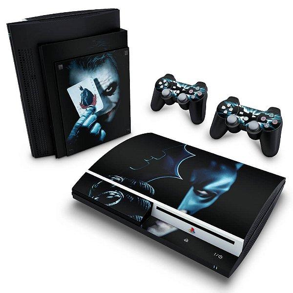 PS3 Fat Skin - Batman Dark Knight