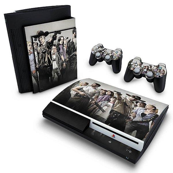 PS3 Fat Skin - The Walking Dead #A