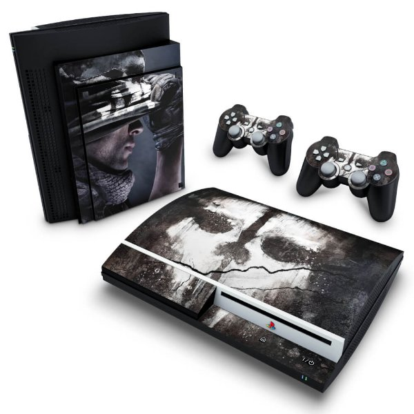 PS3 Fat Skin - Call of Duty Ghosts