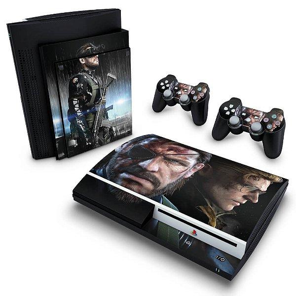 PS3 Fat Skin - Metal Gear Solid V