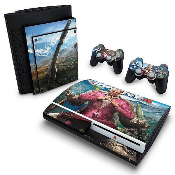 PS3 Fat Skin - Far Cry 4
