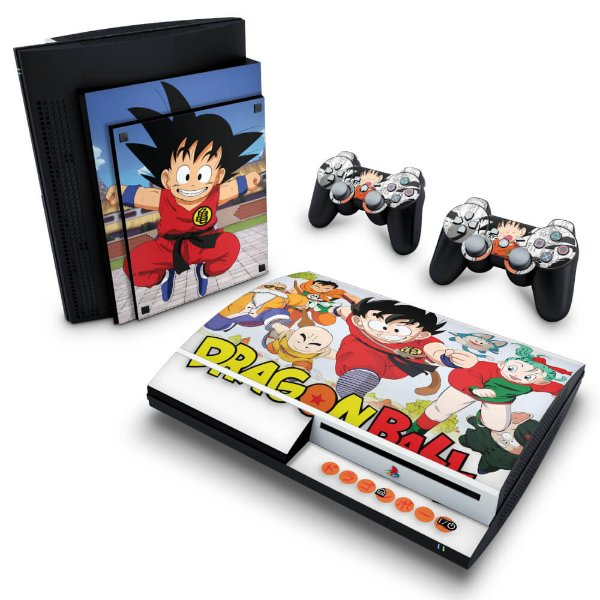 PS3 Fat Skin - Dragon Ball Clássico