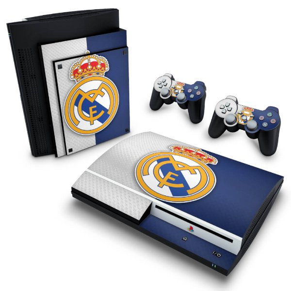 PS3 Fat Skin - Real Madrid