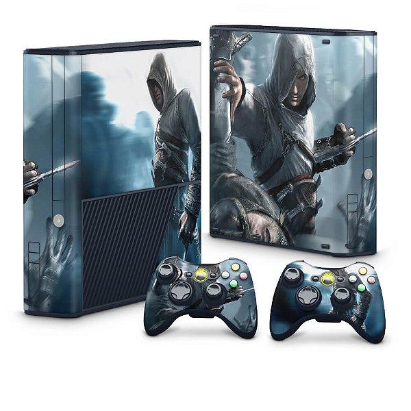 Xbox 360 Super Slim Skin - Assassins Creed