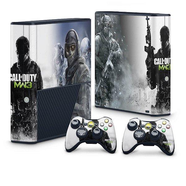 Xbox 360 Super Slim Skin - Call of Duty Modern Warfare 3