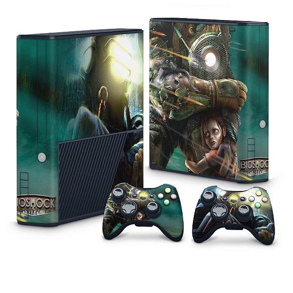 Xbox 360 Super Slim Skin - Bioshock