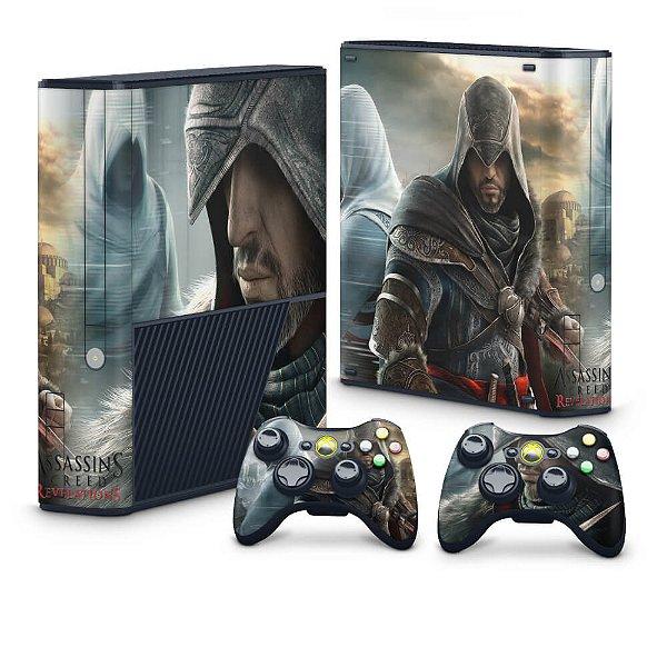 Xbox 360 Super Slim Skin - Assassins Creed Revelations