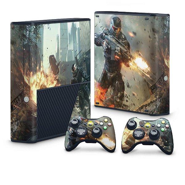 Xbox 360 Super Slim Skin - Crysis 2