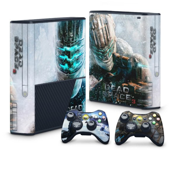 Xbox 360 Super Slim Skin - Dead Space 3