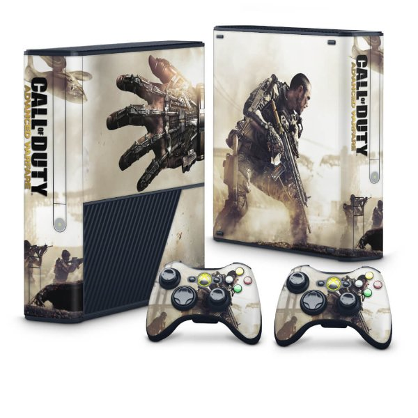 Xbox 360 Super Slim Skin - Call Of Duty Modern Warfare