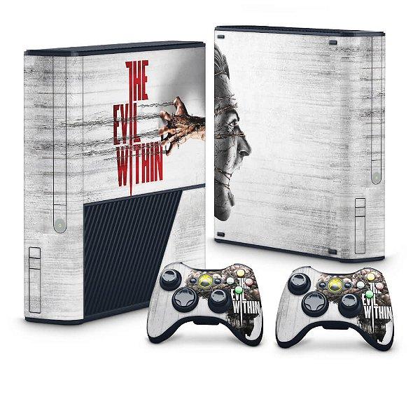 Xbox 360 Super Slim Skin - The Evil Within