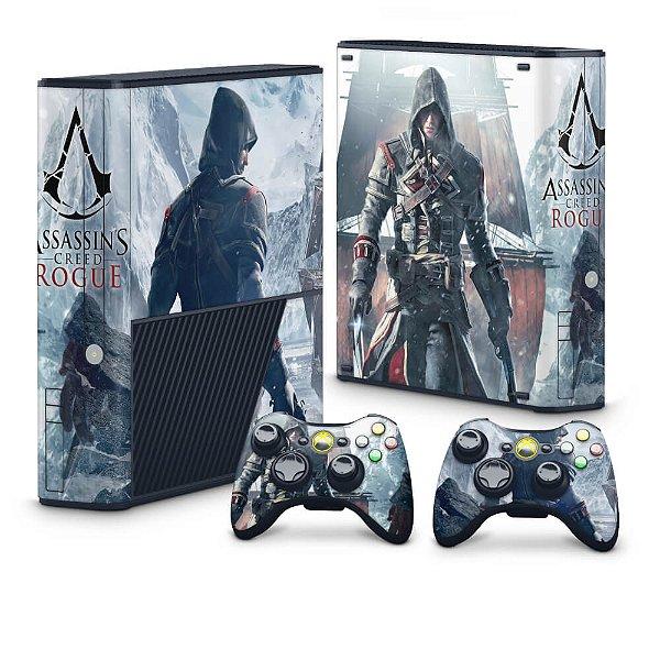 Xbox 360 Super Slim Skin - Assassins Creed Rogue