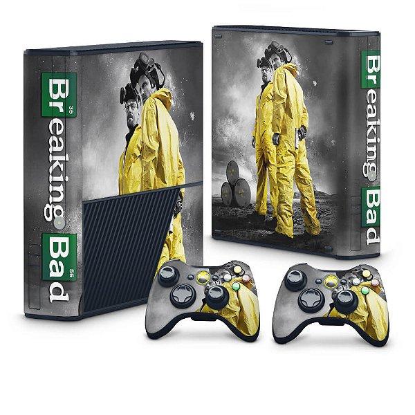 Xbox 360 Super Slim Skin - Breaking Bad